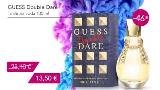 12965f8efd Parfém GUESS Dare 50 ml Woman (toaletná voda)  video ...