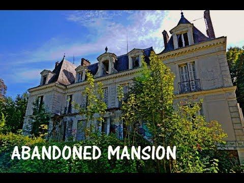 ABANDONED MANSION In France !!