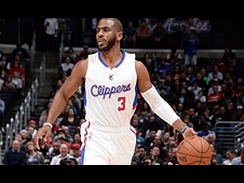 Chris Paul Passes Muggsy Bogues for 17th Place on NBA