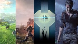 Top 10 Upcoming Games To Buy in 2015-2016