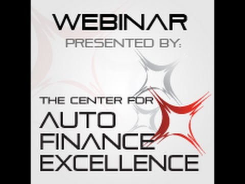 Center for Auto Finance Excellence: Boosting Direct & Indirect Lending Through Online Engagement