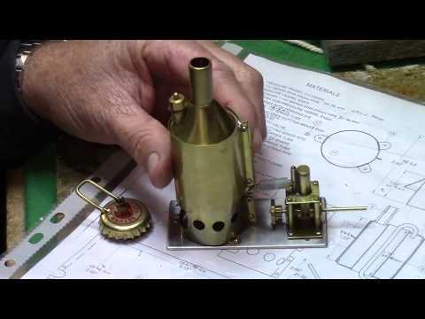 PART   4  ( FINAL )  - Building a Miniature Steam Boiler