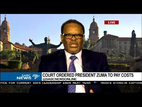 Court judgement on Zuma, State Capture application not a surprise: Sipho Seepe