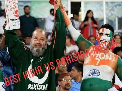 India Pakistan ROFL lol Cricket match MS...