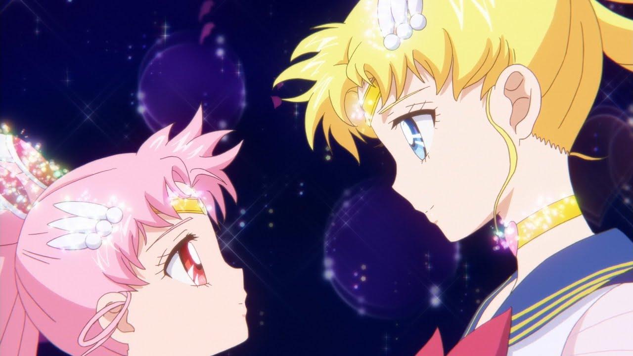 Pretty Guardians Sailor Moon Eternal: The Movie - Trailer