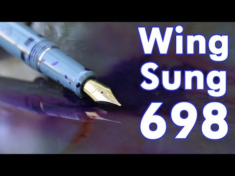 Wing Sung 698 Piston Fountain Pen Review
