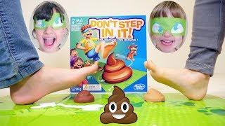 CROTTE CHALLENGE • NE MARCHE PAS DEDANS ! DON'T STEP IN IT !! - Avoid the Poo Studio Bubble Tea