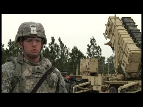 Air Defense Artillery Regiment Crew Training