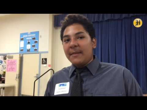 Nathaniel Jimenez of The International School of Monterey talks about his research of the 'Tom Brady