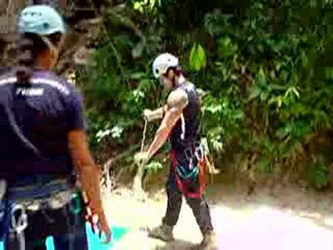 RAPPEL COY Travel Video