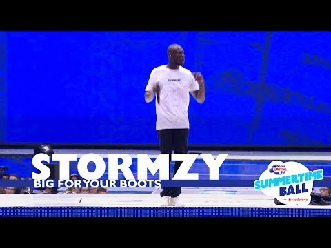 Stormzy - 'Big For Your Boots' (Live At Capital's Summertime Ball 2017)