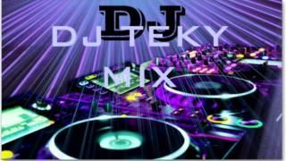 PERREO INTENSO REGGAETON CUMBIERO 2015 DJ TEKY JODA DEL CPN