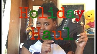 Holiday Haul + try on Thumbnail