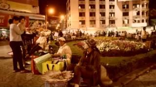 Đêm chợ vàng mơ phố