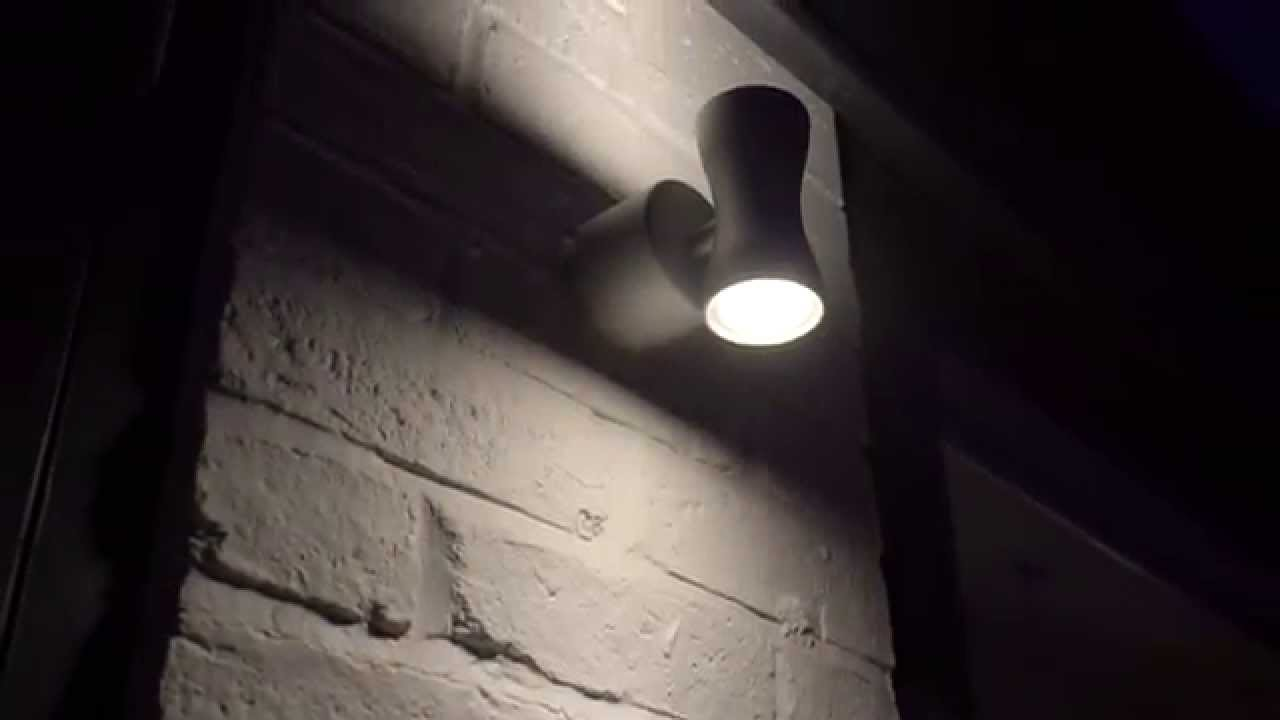 Collingwood lighting appliques led up down gamme wl a youtube