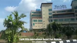 Gambar cover Tasik Villa International Resort by Blogger Julia Johari