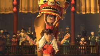 搶獅頭 - 中國傳媒大學動畫與數位藝術學院2012年畢業展 thumbnail