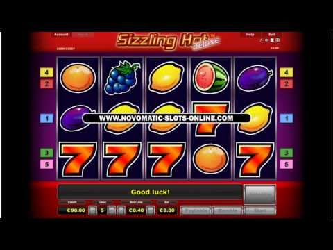 online casino trick slot sizzling hot