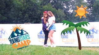 YOUNG STARS CAMP! | SylVLOG | Sylwia Lipka