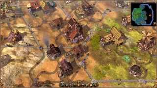 The Settlers 2: Vikings - Mission 6 - Walkthrough Gameplay PC