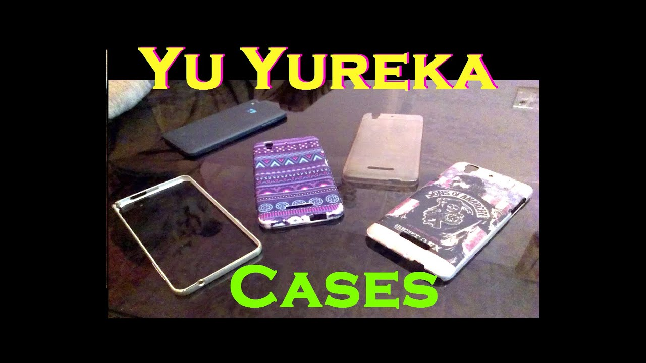 quality design 6f6a7 33e02 Yu Yureka | Cases | Covers | Aluminium Bumper