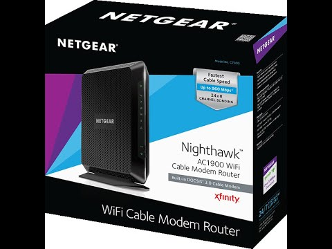 Cut Cable & Voice From Xfinity. EASY !! New Modem / Router !! Setup / Install 100% Working - 4/2020