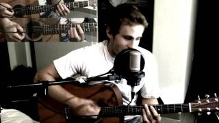 Black & Blue Acoustic (Miike Snow Cover)