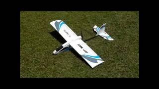 ORIGIN Hobby DT-760 芝生で滑走離陸