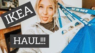 IKEA HAUL!!!!