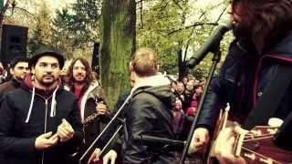 Kryštof - začátek laviček v Kolíně + píseň Inzerát