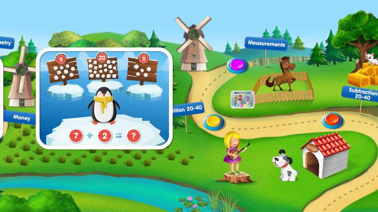 Math Games for Preschool and Kindergarten   Kids Academy