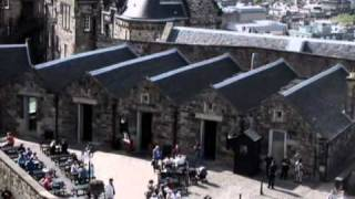 Castillo de Edimburgo en Escocia - Edinburgh Castle at Scotland