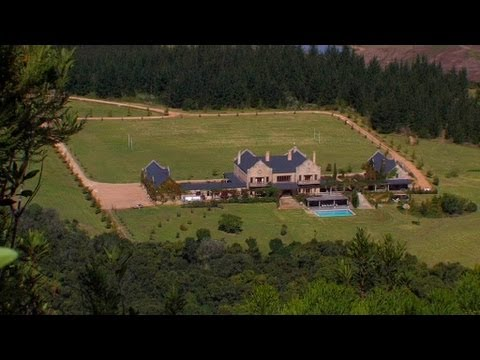 Kurland Villa Exclusive Country Accommodation Plettenberg Bay South Africa - Africa Travel Channel