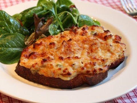 Chicken Cordon Bleu-wich! Baked Chicken, Ham, and Cheese Sandwich Recipe