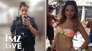Meet NYPD's Hottest Cop | TMZ Live