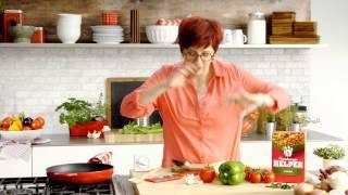 Hamburger Helper - Lasagne Aux Légumes Du Jardin - 1ere Partie - Succès Boeuf