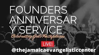 49th Annual Anniversary Service LIVE @Jamaica Evangelistic