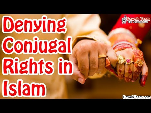 Denying Conjugal Rights in Islam ᴴᴰ ┇Powerful Reminder┇ Dawah Team