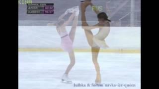 navka-ice-queen Вращения Алисы и Юли(Видеоколлекция julbka & http://navka-ice-queen.forumisrael.net представляют видеоролик