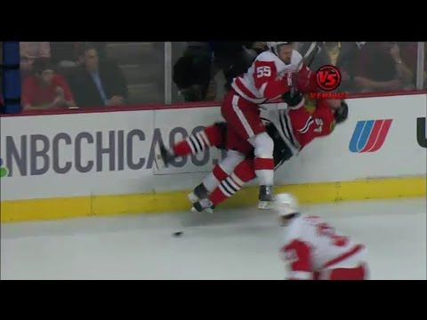 2009 Playoffs: Red Wings-Blackhawks Series Highlights