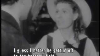 OUR TOWN (1940) - Full Movie - Captioned
