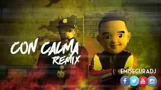Con Calma  - Emi Segura ✘ Daddy Yankee & Snow