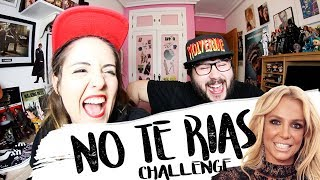 NO TE RÍAS | Andrea Compton ft. Gonzalo Caps
