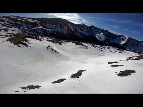 Фото Icicles, Snowfields and The Top of the Rockies // FPV Freestyle // TBS Tango 2