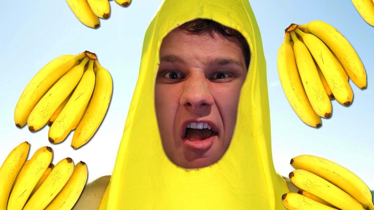 ik ben een banaan