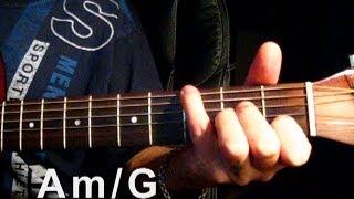 Александр Иванов - Боже какой пустяк Тональность ( Am ) Песни под гитару