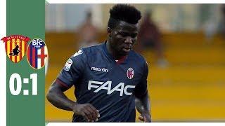 Benevento Calcio - FC Bologna 0:1 / Donsah-Solo beschert Auswärtssieg