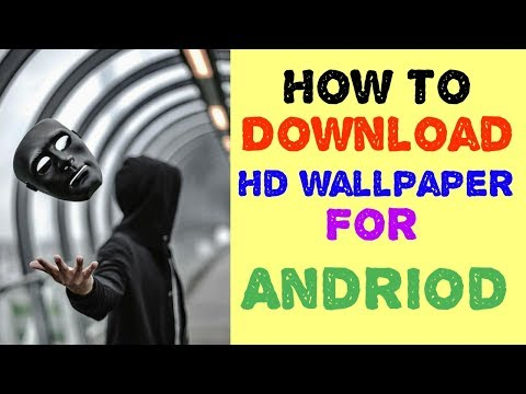 How to Download Hd Wallpaper    Games   Ringtone    In Andriod Phone