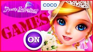 Красавица Балерина 2016 Видео игра для детей мультики дети и родители прохождение игры моды андроид