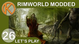 RimWorld 1.0 Modded | BUTCHERS HEAVEN - Ep. 26 | Let's Play RimWorld Gameplay